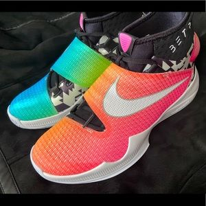 Nike Hyperrev be true 2016 pride new size 9